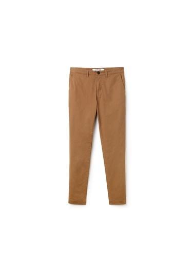Lacoste Erkek Slim Fit Pantolon HH9547.F4Z Kahve